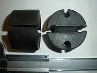 Подушка подвески глушителя ГАЗ 3306, 3308, 3309 Газон (33078-1203163, пр-во ЯРТИ)