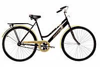 """Велосипед Сrossride Comfort D 28"""" Коричневый"""