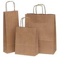 Пакеты крафт 250х150х350 - 3,40 грн.