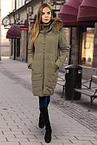 Пальто зимнее женское Freever 1001, фото 2