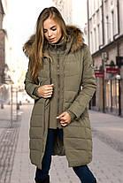Пальто зимнее женское Freever 1001, фото 3