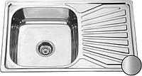 Кухонная мойка из нержавеющей стали Galati Constanta Satin 7138