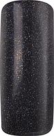 Акриловая пудра цветная для дизайна ногтей, 15 гр., Цвет: Праздничный черный, Pro Formula Festive Black