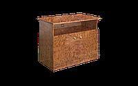 Тумбочка под телевизор или аудио аппаратуру, прямая, бюджетная, классическая, размером 77х53х92  Виктория РТВ