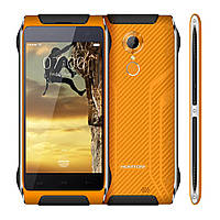 HomTom HT20: Hовый тонкий противоударный смартфон оранжевый  (Orange), фото 1