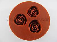 Молд силиконовый розы