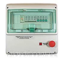 Контроллер автоматического ввода резервного питания Porto Franco АВР313-50КД