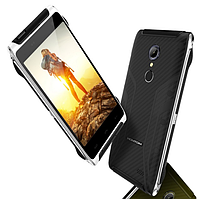 HomTom HT20 Pro 3/32gb Hовый тонкий противоударный смартфон черный  (black), фото 1