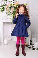 Детское пальто  из плащевки