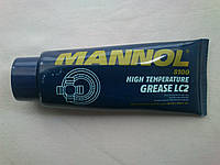 Термостойкая синяя смазка Mannol LC2 (100 грамм)