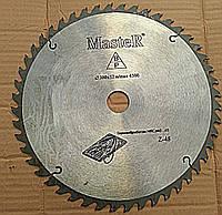 Круг отрезной по дереву с твёрдосплавной напайкой Master 300/32 мм