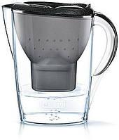 Фильтр-кувшин для воды BRITA Marella Cool черный diament + 2 вкладыша MAXTRA
