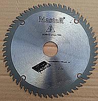 Круг отрезной по дереву с твёрдосплавной напайкой Master 200/32 мм