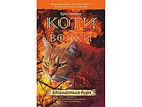 Світовий бестселер Книга Коти-вояки Здіймається буря 4, фото 1