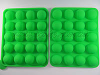 Силиконовая форма для выпекания кейк-попсов
