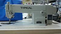Прямострочная одноигольная машина челночного стежка TYPICAL GC 6150HD (MD)