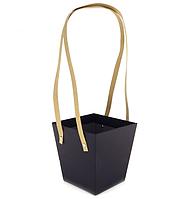 Подарочная упаковка для цветов 14X14X15cm (Код: Gifts-box-184-1)