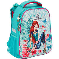 Рюкзак школьный каркасный (ранец) 531 Winx fairy couture