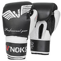 Боксерские перчатки V`Noks Aria White 14 ун.