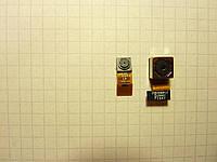 Камера Lenovo S650 (задняя и передняя)