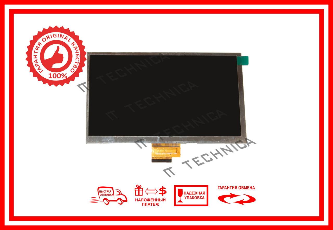 Матрица 164х97х3mm 40pin 1024x600 GB070ABA7-FPCA1 - IT Техника в Запорожской области