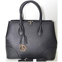 Брендовая женская сумочка Christian Dior черная