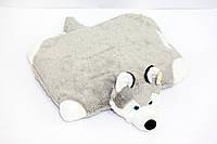 Волк большой 42x33 Игрушка-подушка