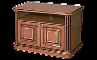 Тумбочка под телевизор или аудио аппаратуру, прямая, оригинальная, размером 65х50х94 Флоренция РТВ