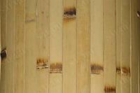 Бамбуковые обои  (светлые-обожженные) ширина планки 17мм   высота 0,9 ;