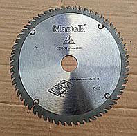 Круг отрезной по дереву с твёрдосплавной напайкой Master 230/32 мм