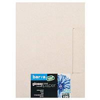 Фотобумага Barva, глянцевая, односторонняя, A4, 150 г/м2, 100 л (IP-CE150-136)
