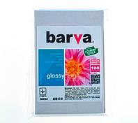 Фотобумага Barva, глянцевая, односторонняя, A6 (10x15), 200 г/м2, 100 л (IP-CE200-217)