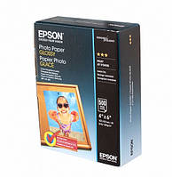 Фотобумага Epson Glossy Photo Paper, 100x150 мм, 200 г/м2, 500 л (C13S042549)
