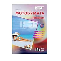 Фотобумага IST Premium глянцевая, 190 г/м2, A4, 20 л (GP190-20A4)