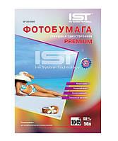 Фотобумага IST Premium глянцевая, 190 г/м2, A6 (10x15), 50 л (GP190-504R)