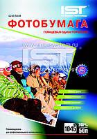 Фотобумага IST глянцевая, 240 г/м2, A6 (10x15), 50 л (G240-504R)