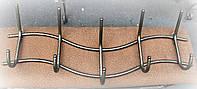Вешалка настенная на 5 крючков