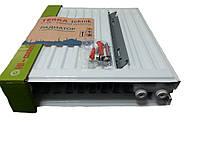 Стальной радиатор terra teknik 500X800 нижнее подключение (22 тип)