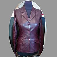 Женские куртки из натуральной кожи, фото 1