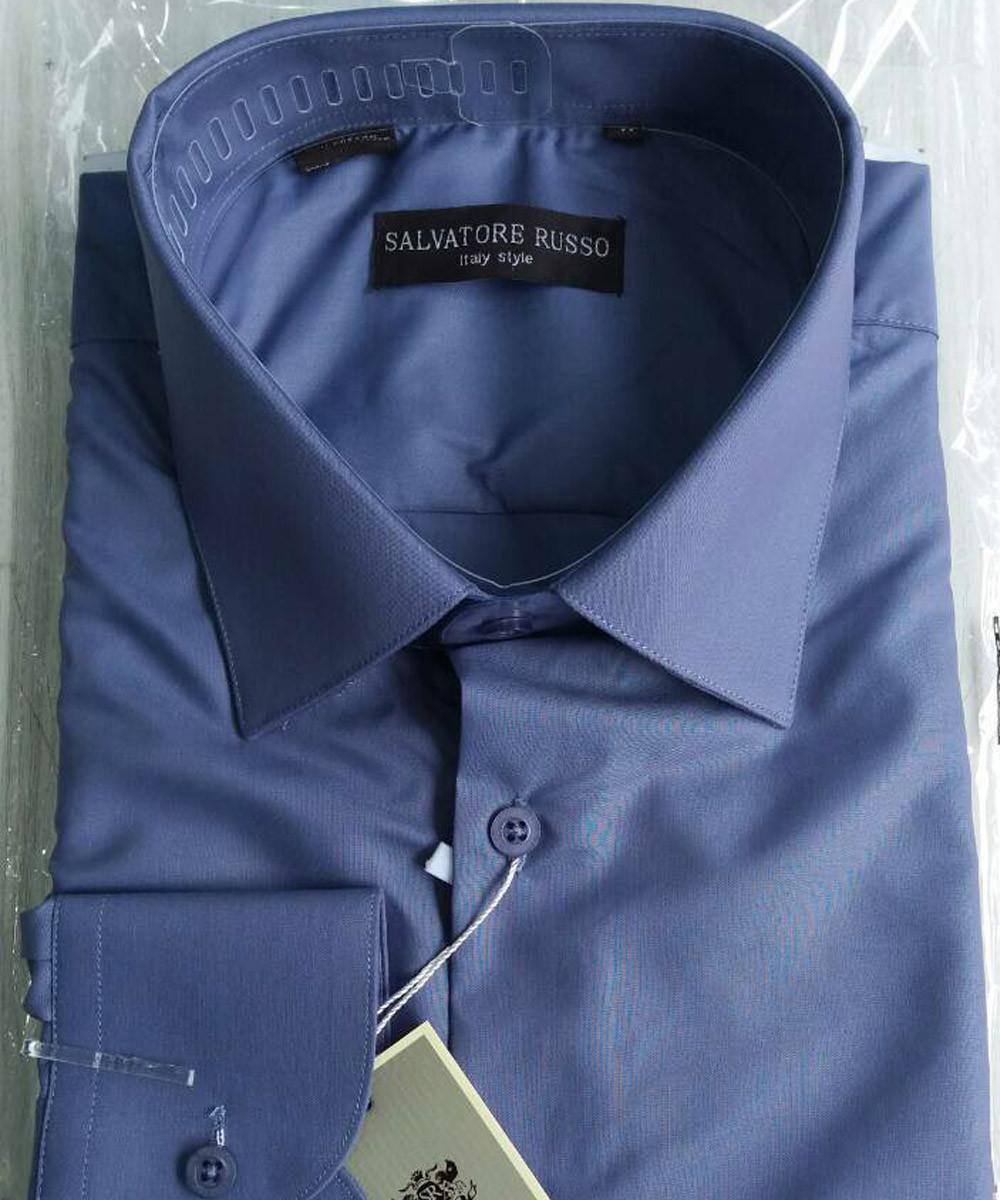 Рубашка мужская Salvatore Russo модель 5857
