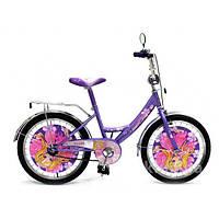 """Велосипед двухколёсный Mustang -""""Принцесса"""" 16"""""""