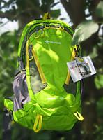 Туристический рюкзак Columbia салатовый