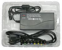 Универсальное зарядное к ноубукам HQ-Tech HQ-A70M, Black, 70W, 12V/15V - 4A, 16V/18V/19V/20V - 3.5A, 24V - 3A (ручная установка), 8 переходников,