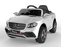 Электромобиль джип Mercedes WHITE T-786 WHITE с MP3 104*64*53
