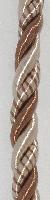 Шнуры декоративные 10 мм