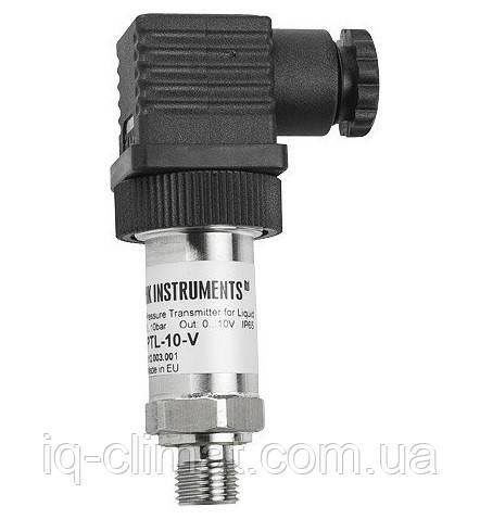 Датчик давления жидкости (0...6bar) PTL-6-A - ЧП КУРИПКА в Киеве