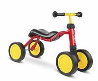 Беговел-каталка велобег PUKY Wutsch от 1 года (Германия), красный, фото 1