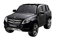 Электромобиль для детей Mercedes T-798 GLK300 BLACK с MP3 130*78*58