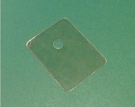 Слюда для К-247 20*25 мм
