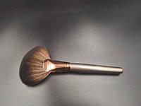 Кисть для MakeUp Paston крупная веерная кисть №12